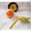 สบู่ส้ม มาดามเฮง (ลูกเล็ก) Orange soap 50 g. มาดามเฮง thumbnail 4