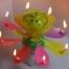 New! เทียนวันเกิดดอกไม้ มีเสียงเพลง-Music HBD Candle/ Item No. TL-N009 thumbnail 8