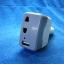 แปลงไฟรถเป็นไฟบ้าน 220 V และ พอร์ต USB thumbnail 2