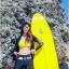 ชุดว่ายน้ำแขนยาวขายาว เซ็ต 4 ชิ้น สีดำตัดขอบลายเหลืองสวยๆ yellow-black soldier thumbnail 5