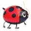 Lady Bug Walking Balloons - แมลงเต่าทองบอลลูน / Item No. TL-K008 thumbnail 3