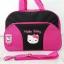 กระเป๋าเดินทางคิตตี้ ใบใหญ่ (มาใหม่) เหลือสีชมพูเข้ม (ซื้อ 3 ชิ้น ราคาส่ง 220 บาท ต่อชิ้น) thumbnail 6