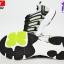 รองเท้าวิ่งบาโอจิ BAOJI รุ่น DK99402 สีดำเขียว เบอร์41-45 thumbnail 3