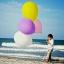 ลูกโป่งจัมโบ้ สีชมพู ขนาด 36 นิ้ว - Round Jumbo Balloon Pink thumbnail 6