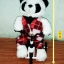 ตุ๊กตาหมีแพนด้า ขับรถจักรยาน ขยับได้จิง มีเสียงเพลง (มาใหม่) สินค้ามีจำนวนจำกัด thumbnail 1