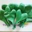 """ลูกโป่งหัวใจ สีเขียว ไซส์ 11 นิ้ว แพ็คละ 10 ใบ (Heart Latex Balloon - Green Color 11"""") thumbnail 4"""