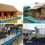 บ้านลอยน้ำ สุขาลอยน้ำ ท่าเทียบเรือ นวัตกรรมพลาสติก ทุ่นจิ๊กซอว์ลอยน้ำ ราคาพิเศษ โทร.0816389189 thumbnail 4