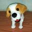ตุ๊กตาน้องหมา สีน้ำตาล ส่ายได้ มีเสียงเพลง thumbnail 1