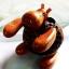 โคมไฟกะลามะพร้าวฮิปโปโปเตมัส Coconut Shell Lamp Hippo thumbnail 2