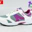 รองเท้าผ้าใบวิ่่ง BAOJI บาโอจิ รุ่นDS678 สีชมพู เบอร์ 37-41 thumbnail 2