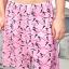 PRE ชุดว่ายน้ำคู่รัก หญิงเซ็ต 3 ชิ้น โทนชมพู บรา กางเกงแต่งระบาย พร้อมชุดคลุมสวย thumbnail 6