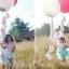 """ลูกโป่งกลมจัมโบ้ไซส์ใหญ่ 36"""" Latex Balloon RB DIMOND CLEAR 3FT สีใส/ Item No. TQ-43392 แบรนด์ Qualatex thumbnail 9"""