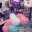 ลูกโป่งฟลอย์นำเข้า Happy Birthday Party Time / Item No. AG-28005 แบรนด์ Anagram ของแท้ thumbnail 3