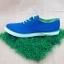 รองเท้าผ้าใบ Giallo รุ่น GM1 สีน้ำเงินเขียว thumbnail 3