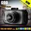 กล้องติดรถยนต์ G90 Ambarella A7 1080P Full HD เลนส์ Wide 170 องศา thumbnail 1