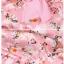 พร้อมส่ง ชุดว่ายน้ำบิกินี่เซ็ต 4 ชิ้น สายคล้องคอ เสื้อคลุมผ้าชีฟองลายดอกไม้สวยๆ (บรา+กางเกงบิกินี่+กระโปรง+เสื้อคลุม) thumbnail 10