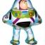 Buzz Lightyear Toys Story Shape Foil Balloon - บอลลูนลายการ์ตูน บัสไลท์เยียร์ Toys Story/ Item No.TL-A031 thumbnail 1