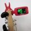 เครื่องตั้งสาย จูนเนอร์ Tuner อูคูเลเล่ Ukulele กีต้าร์ Guitar เบส Bass AROMA AT-200 thumbnail 3