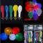 ลูกโป่ง LED คละสี แพ็ค 5 ชิ้น ไฟค้าง (LED Multi Color Balloon - LED Fixed Mode) thumbnail 3