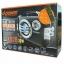 D-POWER K52B ลำโพงบลูทูธ+วิทยุ หูหิ้ว เสียบไมค์ได้ ให้เสียงดังกระหึม)) + รีโมท เล่น USB / Mem ได้ - สีเทาดำ thumbnail 4