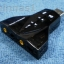 USB Sound Adapter ระบบเสียง 7.1 ลำโพง+ไมค์ 2 ชุด thumbnail 1