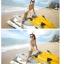 พร้อมส่ง ชุดว่ายน้ำทูพีซ บรา+กางเกงขาสั้น สีรุ้งสดใสสวยๆ thumbnail 6