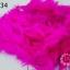 ขนนกเฟอร์ สีชมพูช็อกกี้พิงค์ (1เส้น) thumbnail 1