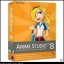 Anime Studio Pro 8.0 โปรแกรมเขียนและทำหนังการ์ตูน  thumbnail 1
