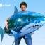 Air Swimmer - Flying Shark Fish ปลาฉลามบอลลูน พร้อมรีโมทไม่รวมก๊าซฮีเลียม thumbnail 2