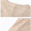 k4412 เสื้อคลุมท้อง โทนสีเทาลูกไม้ทั้งตัว ลูกไม้เป็นลูกไม้ผ้านิ่มค่ะ มีซัปในทั้งตัว สวยมากๆ ค่ะ thumbnail 6