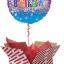 ลูกโป่งฟลอย์นำเข้า Happy Birthday Bright Stars / Item No. AG-24653 แบรนด์ Anagram ของแท้ thumbnail 2