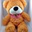 ตุ๊กตาหมีหลับ ตุ๊กตาหมีตัวเล็ก ขนาด 45 CM สีน้ำตาลอ่อน thumbnail 1