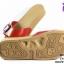 รองเท้าแตะ Monobo Jello โมโนโบ้ รุ่น เจลโล่ สวม สีแดง เบอร์ 5-8 thumbnail 4