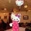 ลูกโป่งฟลอย์นำเข้า Hello Kitty Head / Item No. AG-21842 แบรนด์ Anagram ของแท้ thumbnail 2