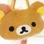 กระเป๋าหน้าน้องหมีใบใหญ่ Rilakkuma Bag (ซื้อ 3 ชิ้น ราคาส่ง 400 บาท/ชิ้น) thumbnail 2