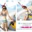 พร้อมส่ง ชุดว่ายน้ำทูพีซ บรา+กางเกงขาสั้น สีรุ้งสดใสสวยๆ thumbnail 7