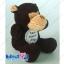 ตุ๊กตา ลิงนั่ง กู๊ดเดย์ ผ้าขนหนู เล็ก-11นิ้ว thumbnail 1