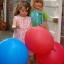 ลูกบอลเด้ง พิมพ์ลาย คละไซส์ คละสี แพ็ค 5 ใบ - Punch Ball Printing Mixed Size & Color Pack 5 thumbnail 8
