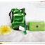 สบู่ชาเขียว มาดามเฮง Green tea soap มาดามเฮง thumbnail 1