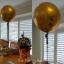 """ลูกโป่งฟอลย์ ทรงกลมลูกบอลสีทอง ไซส์ 22"""" ORBZ GOLD / Item No.TQ-A2820599 แบรนด์ Qualatex thumbnail 5"""