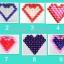 กรอบตาข่ายใส่ลูกโป่งทรงหัวใจ - Balloon Grid Mesh Heart Balloon thumbnail 14