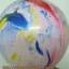 """ลูกโป่งกลมพิมพ์ลาย สีรุ้ง ไซส์ 12 นิ้ว แพ็คละ 5 ใบ (Round Balloons 12"""" - Rainbow Printing latex balloons) thumbnail 16"""