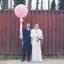 """ลูกโป่งกลมจัมโบ้ไซส์ใหญ่ 36""""Latex Balloon RB Pink 3FT สีชมพู/ Item No. TQ-42764 แบรนด์ Qualatex thumbnail 10"""