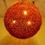 โคมไฟหวายแบบแขวนเพดาน Rattan Ceiling Lamp (RCL002) thumbnail 1