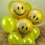 ลูกโป่งฟลอย์ทรงกลม หน้ายิ้ม ไซส์ 18 นิ้ว *มีหลายสีให้เลือกกรุณาระบุ* - Round Shape Smiley Face Foil Balloon / Item No.TL-G049 thumbnail 4