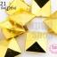 เป็กติดเสื้อ ทรงสี่เหลี่ยม สีทอง 20X20 มิล(10ชิ้น) thumbnail 1