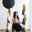 """ลูกโป่งกลมจัมโบ้ไซส์ใหญ่ 36"""" Latex Balloon RB ONYX BLACK 3FT สีดำ/ Item No. TQ-42857 แบรนด์ Qualatex thumbnail 15"""
