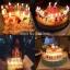 เทียนวันเกิดตัวอักษร Happy Birthday/ Item No.TL-N001 thumbnail 20