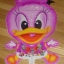 บอลลูนลายการ์ตูนโดนัลดักสีชมพู (แพ็ค10ใบ) / Item No. TL-A012 thumbnail 2