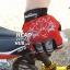 ถุงมือ ML03 - Red - Free size thumbnail 7